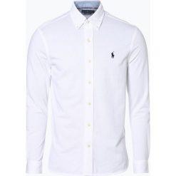Polo Ralph Lauren - Koszula męska, czarny. Czarne koszule męskie na spinki Polo Ralph Lauren, m, z klasycznym kołnierzykiem, z długim rękawem. Za 499,95 zł.