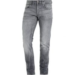 GStar 3301 SLIM Jeansy Slim Fit lavas grey stretch denim. Szare jeansy męskie relaxed fit G-Star. Za 659,00 zł.