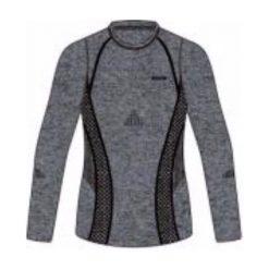 Bluzki sportowe damskie: Brugi Koszulka damska Seamless czarna r. XL  (2RAV)