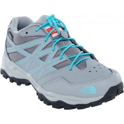 The North Face Buty Trekkingowe Dziecięce Jr Hedgehog Hiker Wp, Griffin Grey/Blue Curacao 33,5. Niebieskie buciki niemowlęce chłopięce The North Face. Za 265,00 zł.
