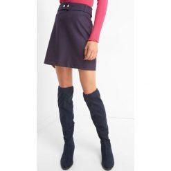 Spódniczki: Trapezowa spódnica mini