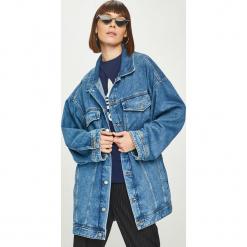 Pepe Jeans - Kurtka Marley. Szare kurtki damskie Pepe Jeans, s, z bawełny. Za 599,90 zł.