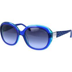 """Okulary przeciwsłoneczne damskie: Okulary przeciwsłoneczne """"RC786T"""" w kolorze niebieskim"""