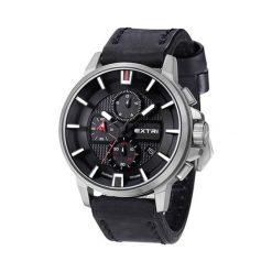 """Zegarki męskie: Zegarek """"X3009A"""" w kolorze czarno-srebrnym"""