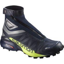 Buty sportowe męskie: Salomon Buty męskie Snowcross 2 CSWP Navy Blaze/SI/Lime r. 40 (394512)
