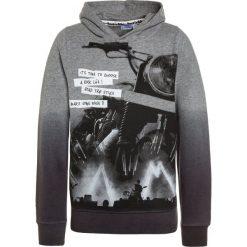 OVS HOOD Bluza z kapturem grigio melange medio. Czarne bluzy chłopięce rozpinane marki OVS, z materiału. Za 129,00 zł.