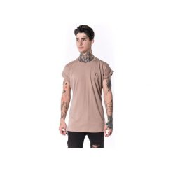 Koszulki męskie: T-shirt panelled męski z krótkim rękawem 17
