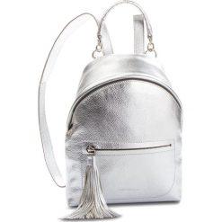 Plecak COCCINELLE - CN0 Leonie E1 CN0 54 03 01 Silver Y69. Szare plecaki damskie Coccinelle, ze skóry, eleganckie. Za 1249,90 zł.