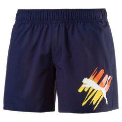 Puma Spodenki Style Summer Big Cat Shorts Peacoat Xl. Niebieskie spodenki sportowe męskie marki ARTENGO, l, z elastanu. W wyprzedaży za 99,00 zł.