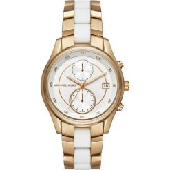 ZEGAREK MICHAEL KORS BRIAR MK6466. Białe zegarki damskie marki Michael Kors, ze stali. Za 1290,00 zł.