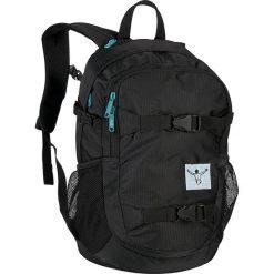 """Plecak """"School"""" w kolorze czarnym - 30 x 48 x 18 cm. Czarne plecaki męskie Chiemsee Bags, w paski. W wyprzedaży za 152,95 zł."""
