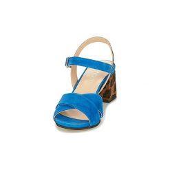 Sandały Fericelli  IMOLGA. Niebieskie sandały damskie Fericelli. Za 423,20 zł.