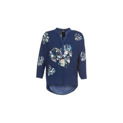 Koszule Desigual  TEMIS. Niebieskie koszule damskie marki Desigual, l. Za 314,10 zł.
