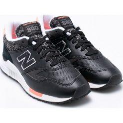 New Balance - Buty WL840WB. Szare buty sportowe damskie marki adidas Originals, z gumy. W wyprzedaży za 299,90 zł.