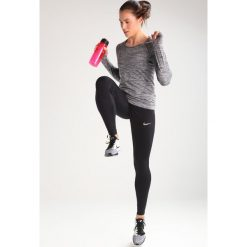 T-shirty damskie: Nike Performance DRIFIT Koszulka sportowa black/heather/reflective silver
