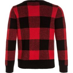 Swetry chłopięce: GAP PLAID Sweter modern red
