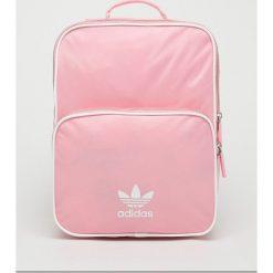 Adidas Originals - Plecak. Szare plecaki damskie adidas Originals, z materiału. W wyprzedaży za 149,90 zł.