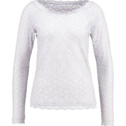 Bluzki asymetryczne: Rosemunde Bluzka quite grey