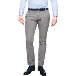 Spodnie loders 215 szary slim fit. Szare rurki męskie marki Recman, m, z długim rękawem. Za 99,99 zł.