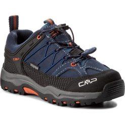Buty trekkingowe chłopięce: Trekkingi CMP – Kids Rigel Low Trekking Shoes Wp 3Q13244 Artico/Chili 84BD