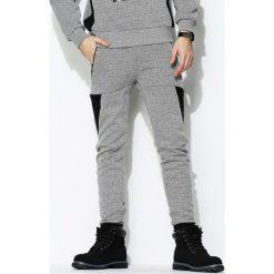 Szare Spodnie Dresowe Puppet. Czarne spodnie dresowe męskie marki Born2be, m, z nadrukiem, z dresówki, z kapturem. Za 54,99 zł.