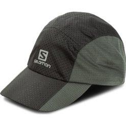 Czapka SALOMON - Xt Compact Cap 400451 10 G0 Black. Czarne czapki męskie Salomon, z tkaniny. Za 99,00 zł.