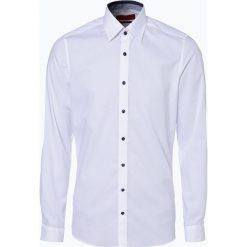 Finshley & Harding - Koszula męska łatwa w prasowaniu, czarny. Czarne koszule męskie non-iron marki Finshley & Harding, w kratkę. Za 179,95 zł.