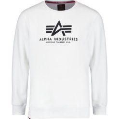 Bejsbolówki męskie: Alpha Industries Bluza weiss
