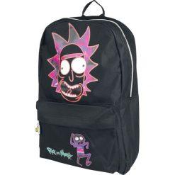 Rick And Morty Rick Plecak czarny. Czarne plecaki męskie Rick And Morty. Za 121,90 zł.