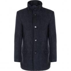Płaszcz AMBROGIO PSGS000076. Brązowe płaszcze na zamek męskie Giacomo Conti, na jesień, m, z wełny, eleganckie. Za 699,00 zł.