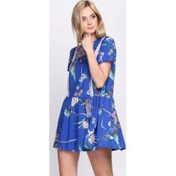 Niebieska Sukienka Sweet Thing. Niebieskie sukienki letnie Born2be, l. Za 94,99 zł.