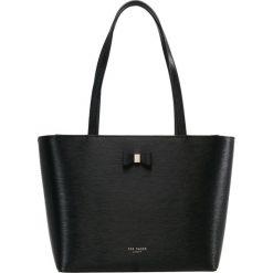 Ted Baker DEANIE BOW DETAIL SMALL SET Torebka black. Czarne torebki klasyczne damskie Ted Baker. Za 719,00 zł.