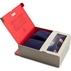 Bielizna: Skarpety Wysokie Damskie HUNTER - Boot Socks UAS3000AAA YI 0614 NVY