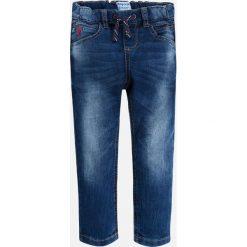 Mayoral - Jeansy dziecięce 92-134 cm. Niebieskie jeansy męskie Mayoral, z bawełny. Za 114,90 zł.