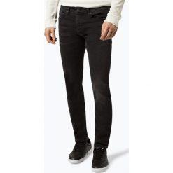 BOSS Casual - Jeansy męskie – 040 Taber, czarny. Czarne jeansy męskie regular BOSS Casual. Za 499,95 zł.