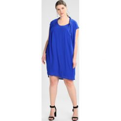 Sukienki hiszpanki: Gabrielle by Molly Bracken FRONT PLEATED DRESS Sukienka letnia blue