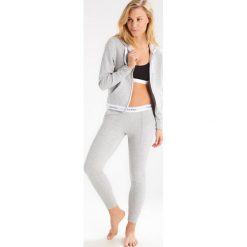 T-shirty męskie: Calvin Klein Underwear HOODIE FULL ZIP Koszulka do spania grey