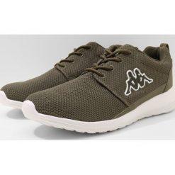 Kappa SPEED II  Obuwie treningowe army/white. Szare buty sportowe męskie marki Kappa, z gumy. Za 249,00 zł.