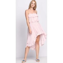 Sukienki: Jasnoróżowa Sukienka Crazy In Love