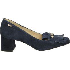 Buty ślubne damskie: Czółenka - 2725 CAM BL24