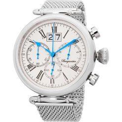 """Zegarki męskie: Zegarek """"Toulouse"""" w kolorze srebrno-białym"""