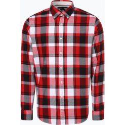 Tommy Hilfiger - Koszula męska, czerwony. Czerwone koszule męskie marki Cropp, l. Za 359,95 zł.