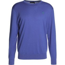Polo Ralph Lauren Golf CREWNECK Sweter summer royal. Niebieskie golfy męskie marki Polo Ralph Lauren Golf, m, z bawełny. W wyprzedaży za 411,75 zł.