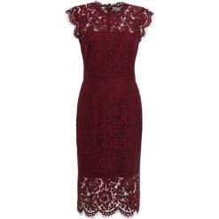 Sukienki: Rachel Zoe SUZETTE Sukienka etui maroon