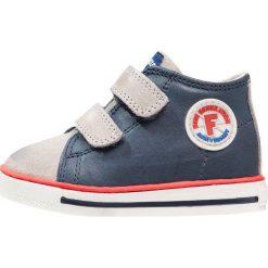 Falcotto MICHAEL Obuwie do nauki chodzenia blau. Niebieskie buty sportowe chłopięce Falcotto, z materiału. Za 359,00 zł.