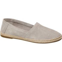 Tomsy damskie: espadryle damskie 5th Avenue popielate