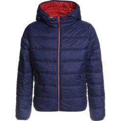 CMP GIRL ZIP HOOD JACKET  Kurtka zimowa black blue. Niebieskie kurtki dziewczęce sportowe marki CMP, na zimę, z materiału. Za 249,00 zł.