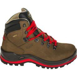Buty trekkingowe męskie: Grisport Buty męskie 13701N32G brązowe r. 45 (1371N32G)