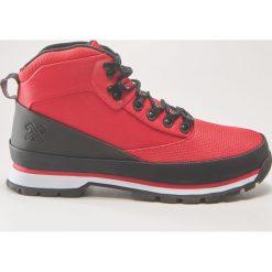 Buty trekkingowe - Czerwony. Czerwone buty trekkingowe męskie marki House. Za 179,99 zł.
