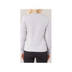 Bluzy Gant  LUREX C-NECK SWEAT. Szare bluzy damskie marki GANT, l. Za 407,20 zł.